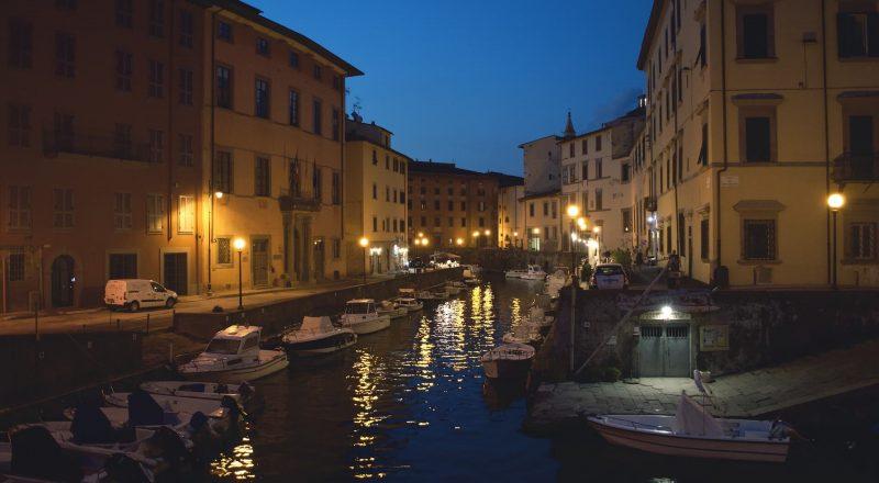 Livourne : la «Petite Venise»
